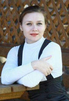 femme ukrainienne Liudmila 3960