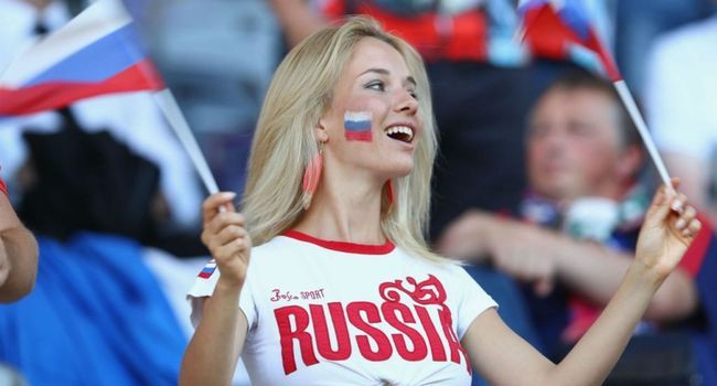 supporter russe