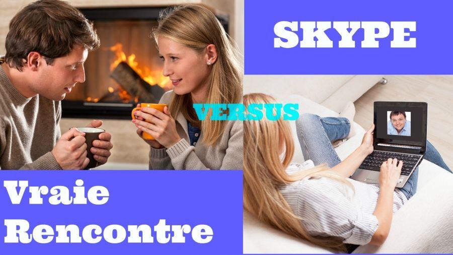 faire des rencontres skype rencontre en ligne amis
